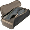 Sea to Summit Travelling Light Shoe Bag S Black/Grey